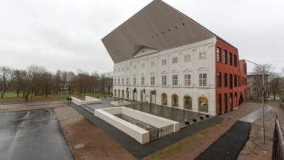 University of Tartu Narva College building