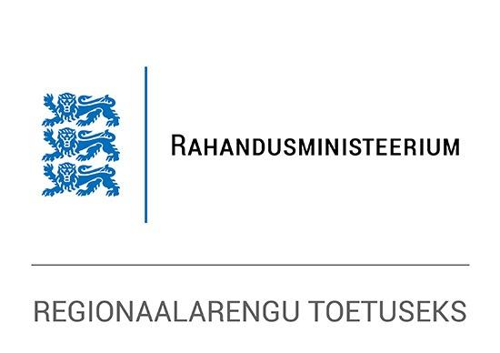 Ida-Virumaa Maitseseikluse kampaania Rahastaja logo
