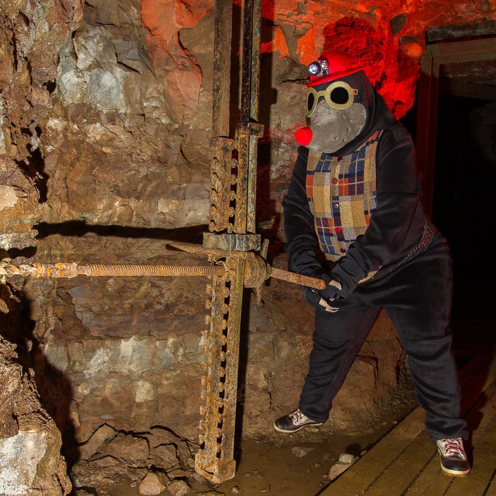 Mutimaa Eeasti Kaevandusmuuseumis