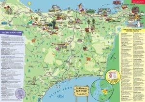 ida-virumaa kaart IVEK