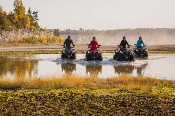 Lammasmäe ATV matkad