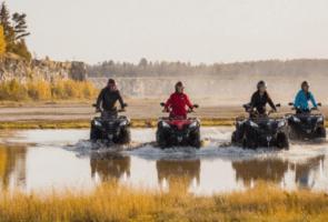 Lammasmäe puhkekeskuse ATV matk