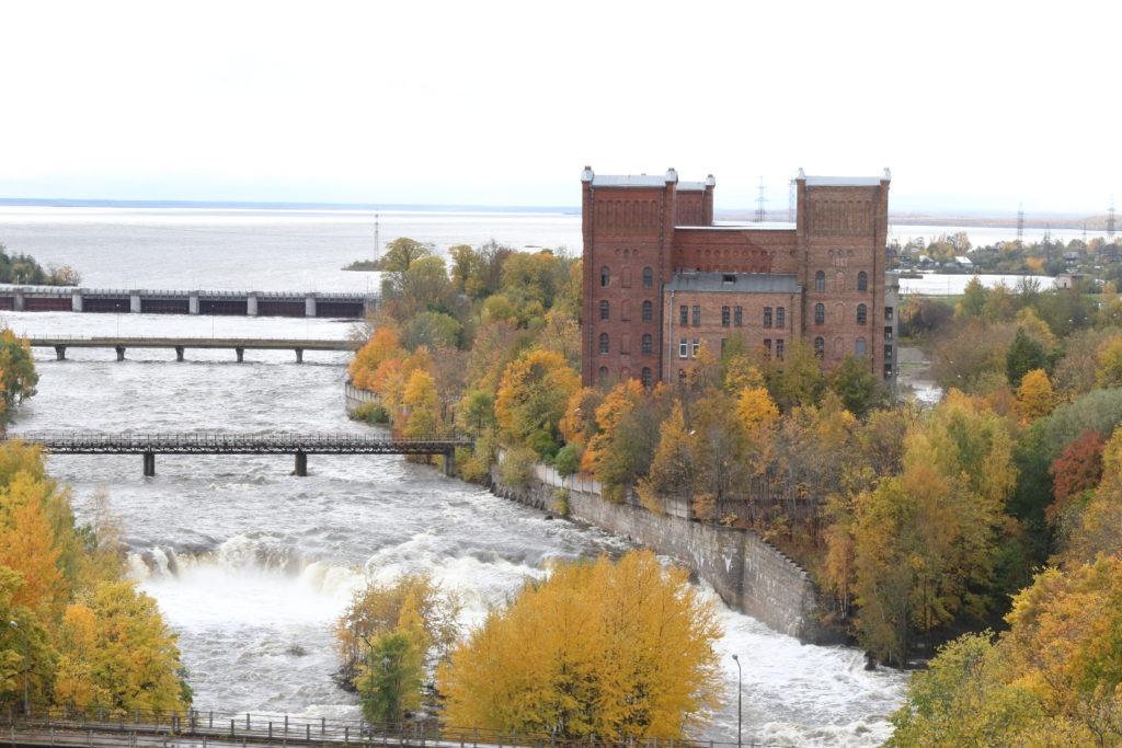 Narva kosed Kreenholmi territooriumil