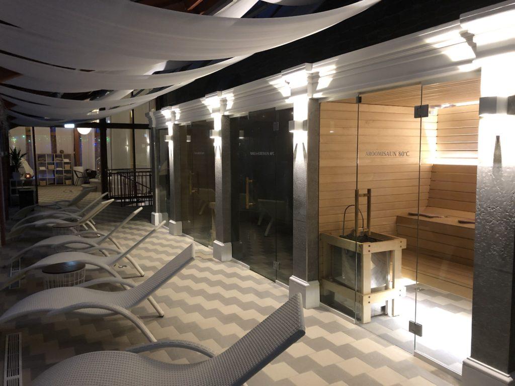 Mäetaguse Mõisahotelli Vaikne sauna Tagatuba 18+