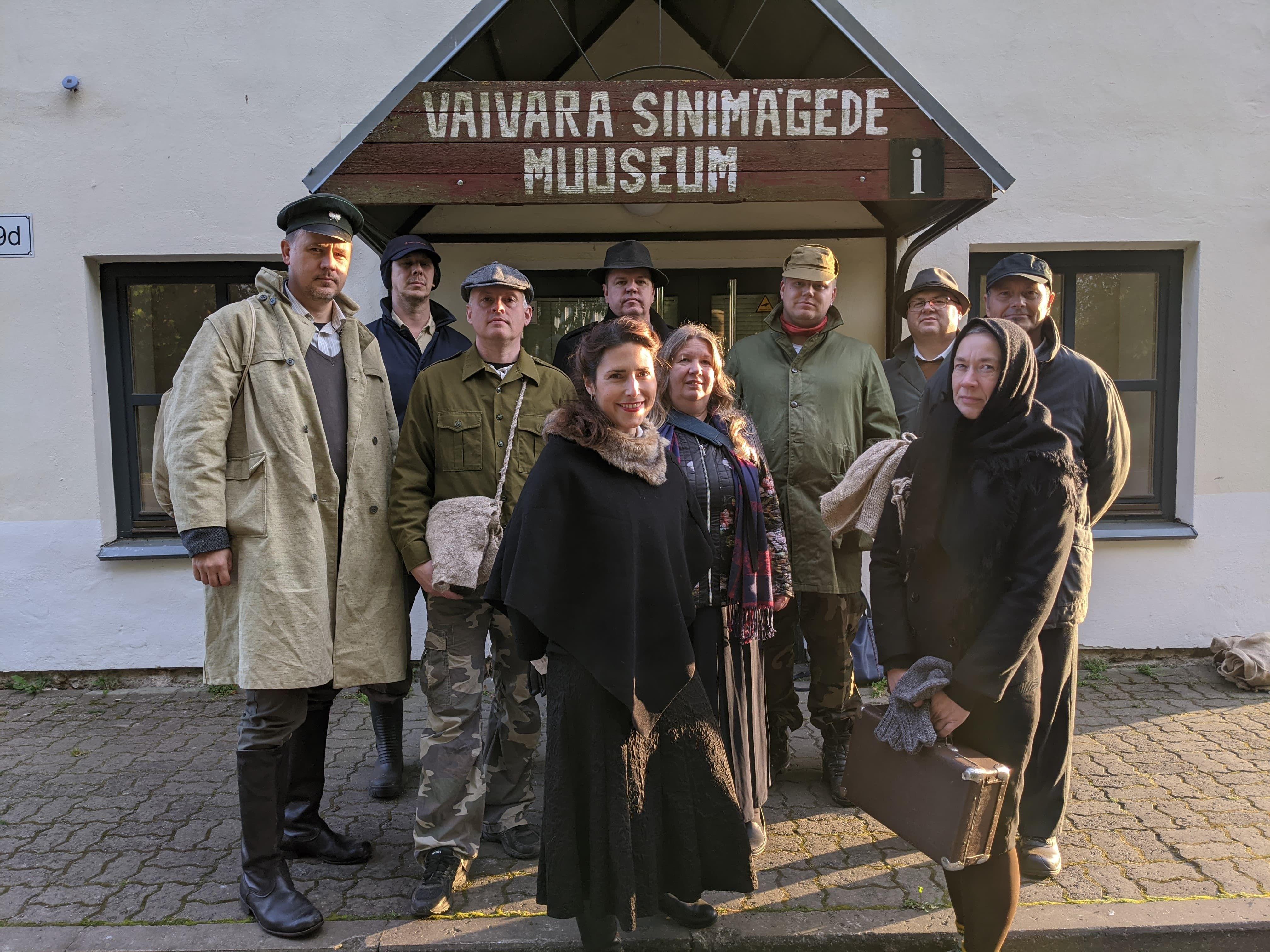 Vaivara Sinimägede Muuseum 2