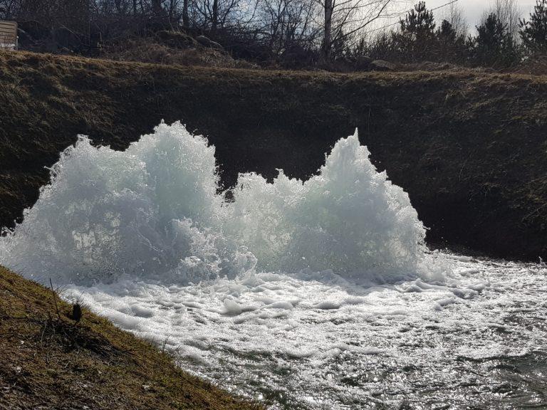 Ratva nõiakaevud kevadise suurvee ajal