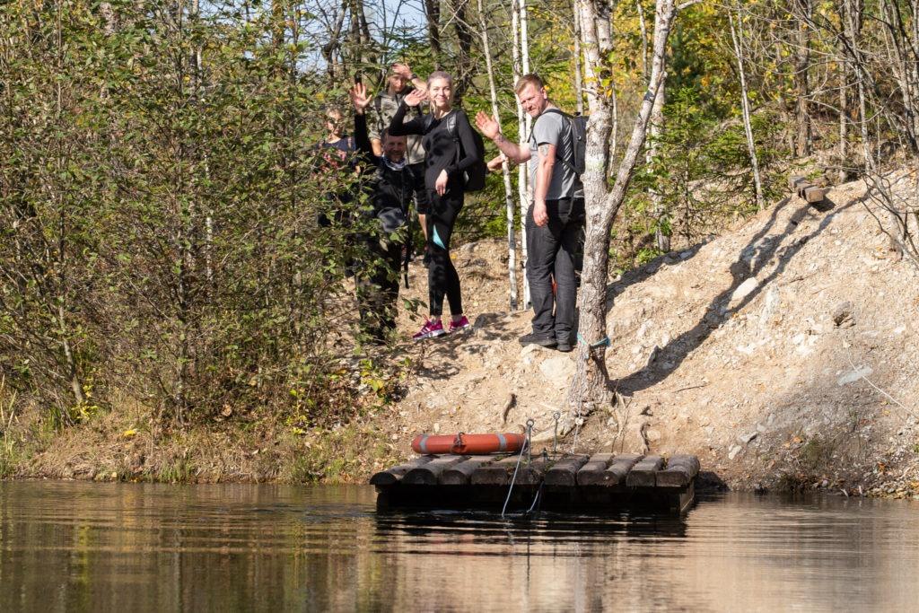 Seiklus Festil meeskond seiklusmaa karikal