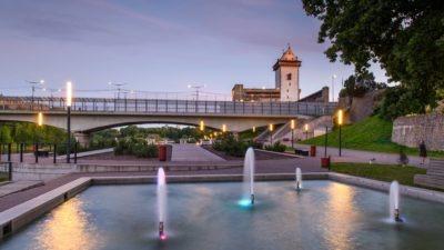 Põnev Narva kant