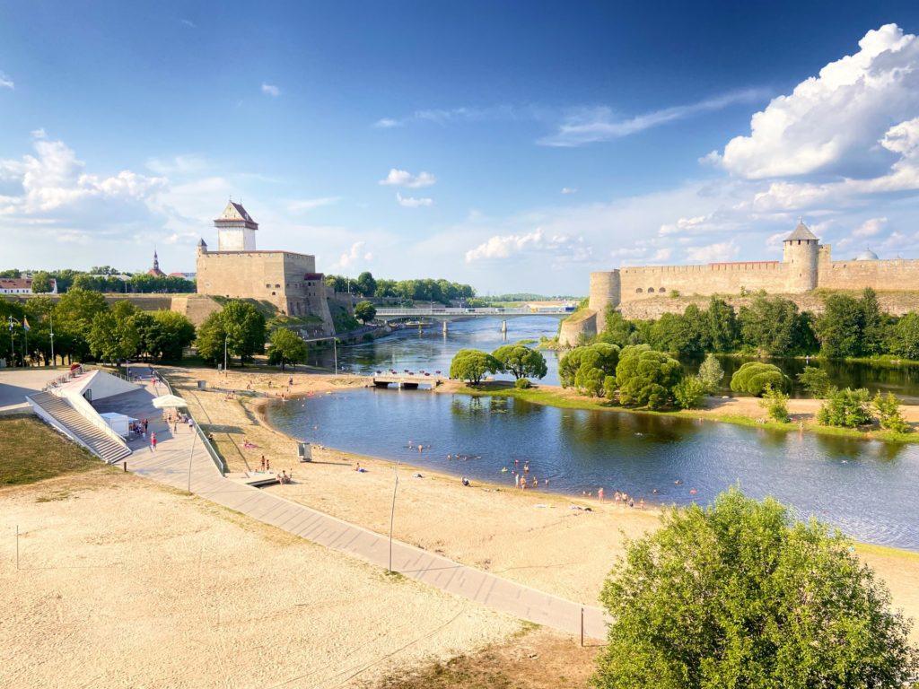 Narva Joaoru rand