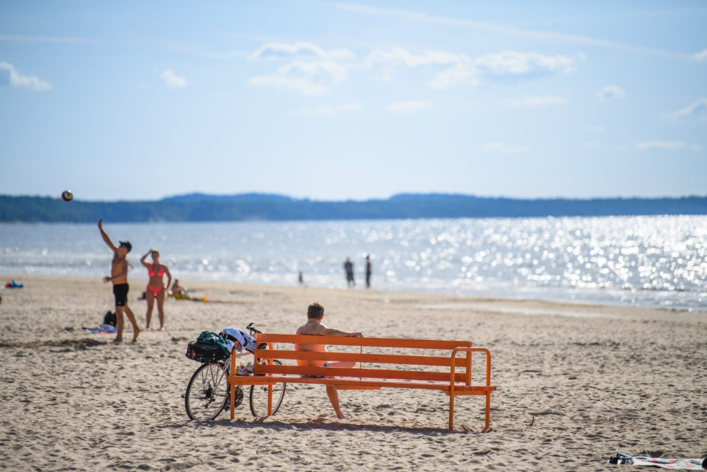 narva-jõesuu rand ida-virumaa beach eastonia