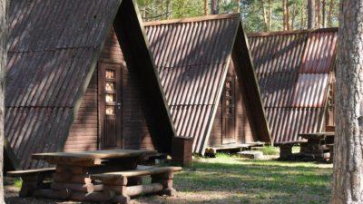 Tuur mööda Eestit koos puhkusega Peipsi järve ääres Kauksi puhkekülas